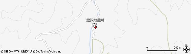 大分県佐伯市直川大字仁田原1519周辺の地図