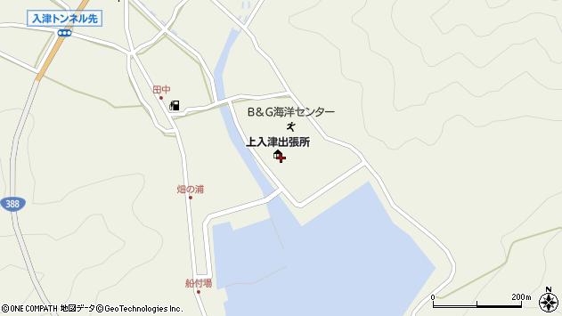 大分県佐伯市蒲江大字畑野浦2524周辺の地図