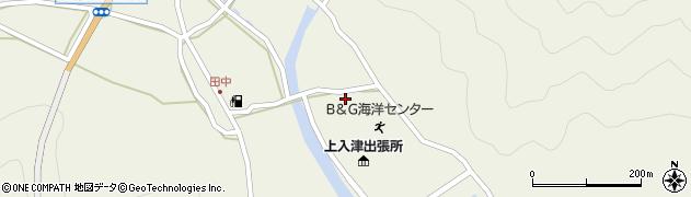 大分県佐伯市蒲江大字畑野浦2526周辺の地図