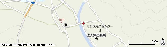 大分県佐伯市蒲江大字畑野浦2523周辺の地図