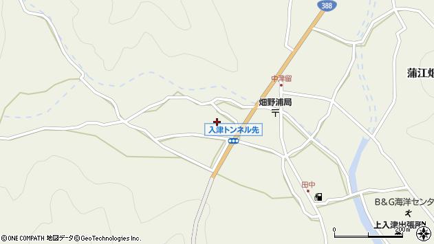 大分県佐伯市蒲江大字畑野浦759周辺の地図