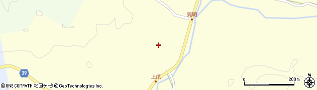 大分県佐伯市宇目大字塩見園2817周辺の地図