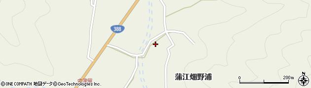 大分県佐伯市蒲江大字畑野浦2463周辺の地図