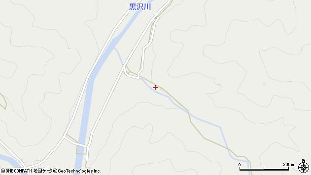 大分県佐伯市青山4546周辺の地図
