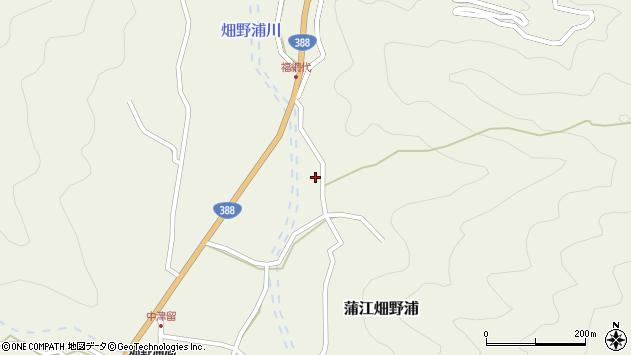 大分県佐伯市蒲江大字畑野浦2366周辺の地図