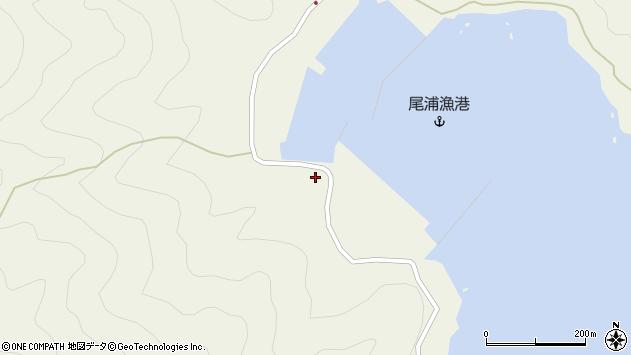 大分県佐伯市蒲江大字畑野浦2758周辺の地図