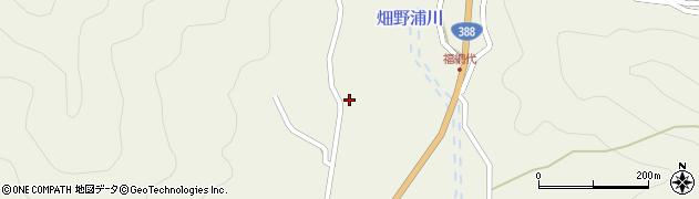 大分県佐伯市蒲江大字畑野浦1843周辺の地図