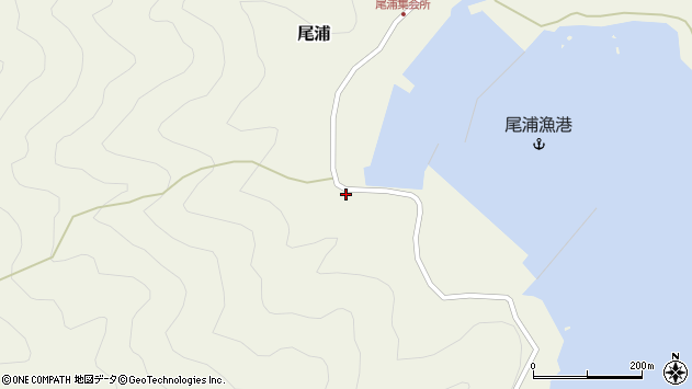 大分県佐伯市蒲江大字畑野浦2771周辺の地図