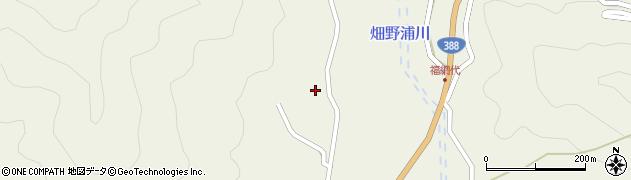 大分県佐伯市蒲江大字畑野浦1785周辺の地図