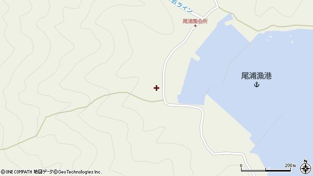 大分県佐伯市蒲江大字畑野浦2816周辺の地図