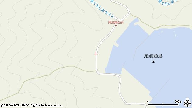 大分県佐伯市蒲江大字畑野浦2774周辺の地図