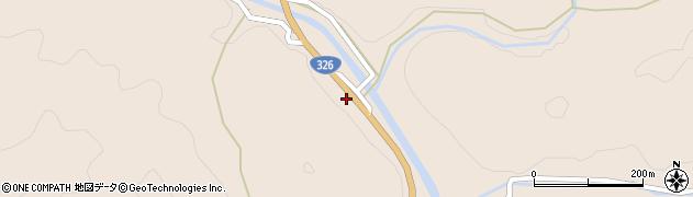 大分県佐伯市宇目大字小野市2279周辺の地図