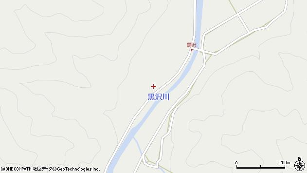 大分県佐伯市青山3693周辺の地図