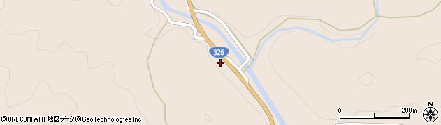 大分県佐伯市宇目大字小野市2280周辺の地図