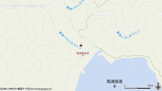 大分県佐伯市蒲江大字畑野浦2919周辺の地図