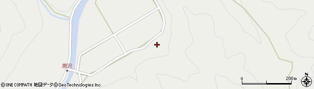 大分県佐伯市青山4869周辺の地図