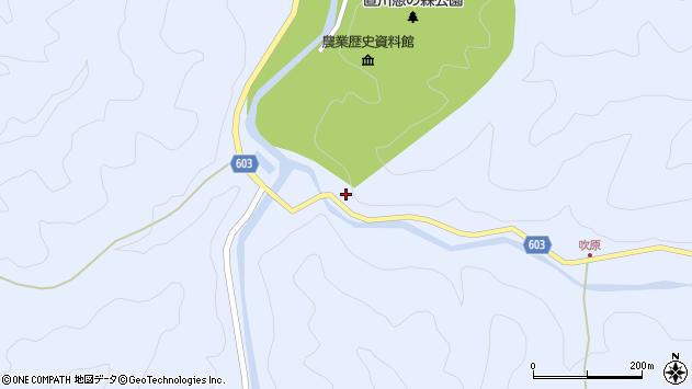 大分県佐伯市直川大字赤木2028周辺の地図