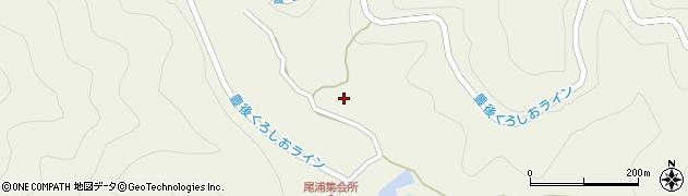 大分県佐伯市蒲江大字畑野浦2983周辺の地図