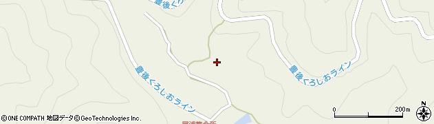 大分県佐伯市蒲江大字畑野浦2935周辺の地図