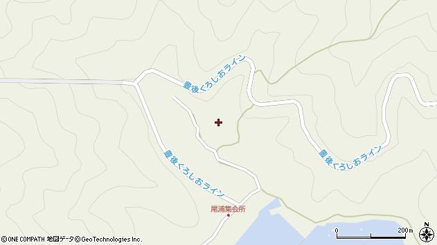 大分県佐伯市蒲江大字畑野浦3008周辺の地図