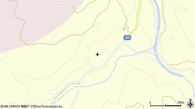 大分県竹田市神原1829周辺の地図