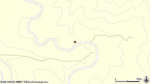 大分県竹田市神原1194周辺の地図