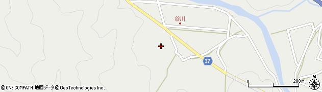 大分県佐伯市青山1911周辺の地図