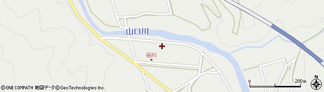 大分県佐伯市青山1938周辺の地図