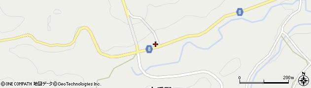 大分県竹田市九重野2193周辺の地図