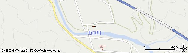 大分県佐伯市青山2181周辺の地図