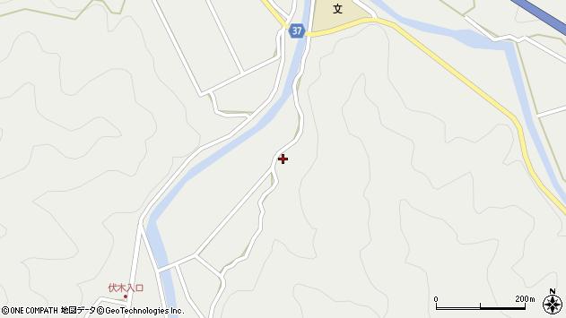 大分県佐伯市青山2755周辺の地図