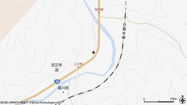 大分県佐伯市直川大字仁田原4174周辺の地図