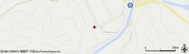 大分県佐伯市青山5635周辺の地図