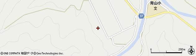 大分県佐伯市青山5627周辺の地図