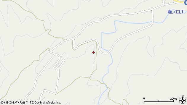 大分県竹田市九重野4305周辺の地図