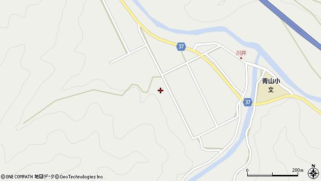 大分県佐伯市青山5609周辺の地図