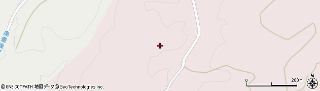 大分県竹田市中角1300周辺の地図