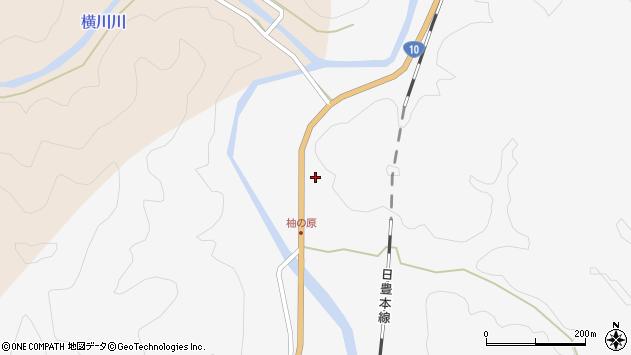 大分県佐伯市直川大字仁田原829周辺の地図