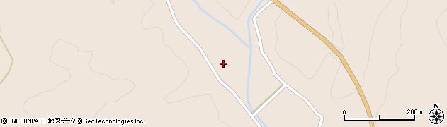 大分県佐伯市宇目大字小野市239周辺の地図