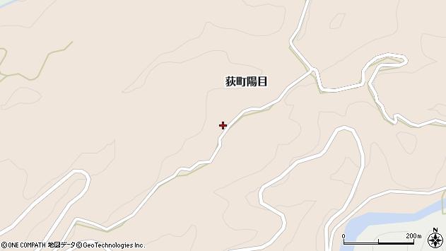大分県竹田市荻町陽目270周辺の地図