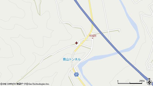 大分県佐伯市青山6677周辺の地図