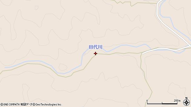 大分県佐伯市宇目大字小野市138周辺の地図