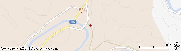 大分県佐伯市直川大字横川361周辺の地図
