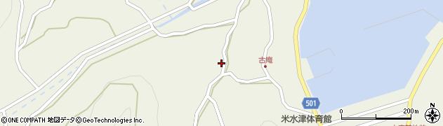 大分県佐伯市米水津大字色利浦1342周辺の地図