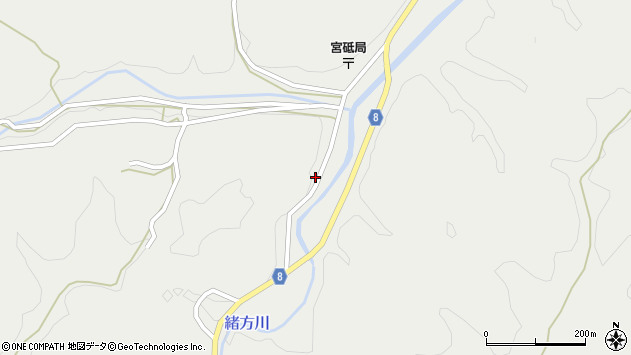 大分県竹田市次倉4708周辺の地図