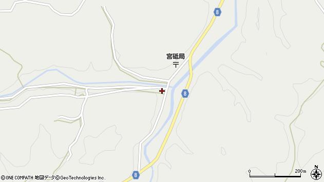 大分県竹田市次倉4719周辺の地図