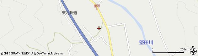 大分県佐伯市青山6492周辺の地図