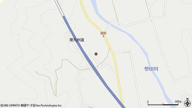 大分県佐伯市青山6482周辺の地図