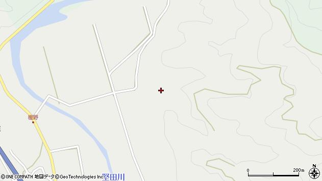 大分県佐伯市青山7495周辺の地図
