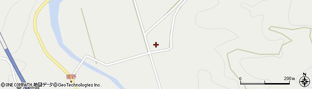 大分県佐伯市青山7523周辺の地図